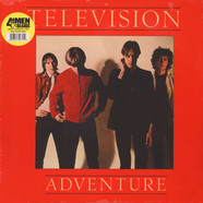 Television - Adventure Golden Vinyl Edition