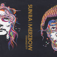 Sun Ra / Merzbow - Strange City Green Vinyl Edition