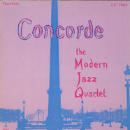 Modern Jazz Quartet, The - Concorde