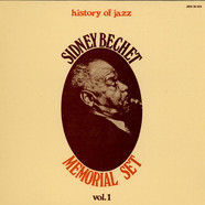 Sidney Bechet - Memorial Set Vol. 1