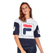 FILA - Late PRT Crop Top
