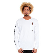 HUF x South Park - SP Mr Hanky L/S Pocket Tee
