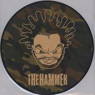 Jeru The Damaja - The Hammer Camo Picture Disc Edition
