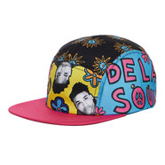 De La Soul - 3 Feet High And Rising 5 Panel Cap