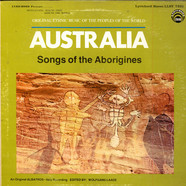 Wolfgang Laade - Australia (Songs Of The Aborigines)
