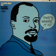Junior Mance Trio - That's Where It Is!