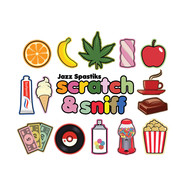 Jazz Spastiks - Scratch & Sniff CD + Book Bundle