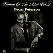 Oscar Peterson - History Of An Artist Vol. 2