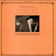 Lester Young - Jammin' The Blues / The Apollo Concert