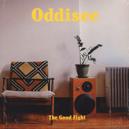 Oddisee - The Good Fight Green Splatter Vinyl Edition