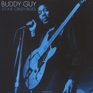 Buddy Guy - Stone Crazy Blues Blue Vinyl Edition