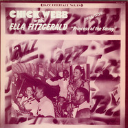 Chick Webb With Ella Fitzgerald - Princess Of The Savoy (1936-1939)