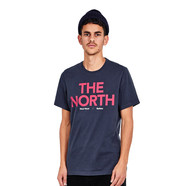 Barbour x Wood Wood - North Tee