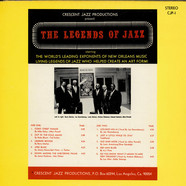 Legends Of Jazz, The - The Legends Of Jazz
