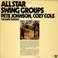 Pete Johnson / Cozy Cole - All Star Swing Groups