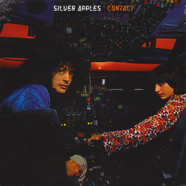 Silver Apples - Contact Colored Sleeve & Clear Vinyl Edition