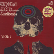 Uncle Acid & The Deadbeats - Volume 1 Cherry Red Vinyl Edition