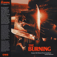 Rick Wakeman - OST The Burning Black Vinyl Edition