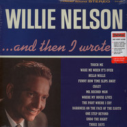 Willie Nelson - ...And Then I Wrote Colored Vinyl Edition