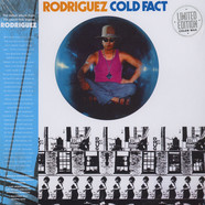 Rodriguez - Cold Fact Colored Vinyl Edition