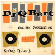 DJ Q-Bert - Cosmic Assassins