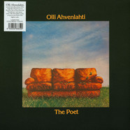 Olli Ahvenlahti - The Poet Blue Vinyl Edition