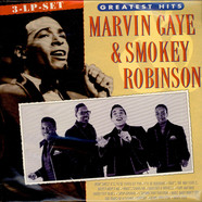 Marvin Gaye & Smokey Robinson - Greatest Hits