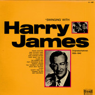 Harry James And His Orchestra - Swinging' With Harry James