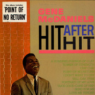Gene McDaniels With The Johnny Mann Singers - Hit After Hit