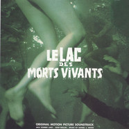 Daniel J. White - OST Le Lac Des Morts-Vivants Aka Zombie Lake New School Cover