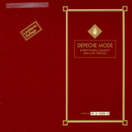 Depeche Mode - Everything Counts And Live Tracks