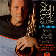 Stan Getz Quartet - At Montreux