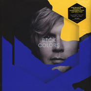 Beck - Colors Transparent Yellow Vinyl Edition