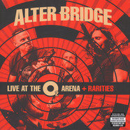 Alter Bridge - Live at the O2 Arena & Rarities Box Black Vinyl Edition