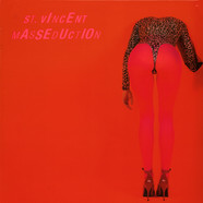 St.Vincent - Masseduction Black Vinyl Edition