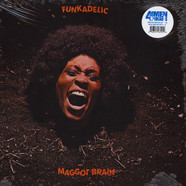 Funkadelic - Maggot Brain Blue And White Vinyl Edition