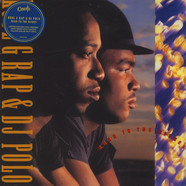 Kool G Rap & DJ Polo - Road To The Riches Blue / Yellow Vinyl Edition