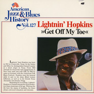 Lightnin' Hopkins - Get Off My Toe