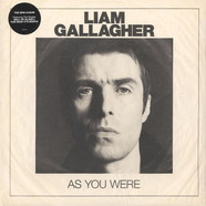 Liam Gallagher - As You Were White Vinyl Edition