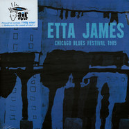 Etta James - Chicago Blues Festival 1985