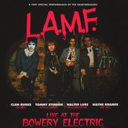 Lure, Burke, Stinson & Kramer - L.A.M.F. (Live At The Bowery Electric)