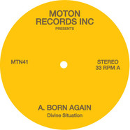Moton Records Inc presents - Divine Situation