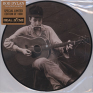 Bob Dylan - First Album Picture Disc Edition
