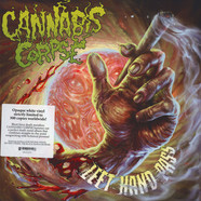 Cannabis Corpse - Left Hand Pass White Vinyl Edition