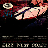 V.A. - Jazz West Coast  Volume N° 4