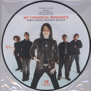 My Chemical Romance - Three Cheers For Sweet Revenge Picture Disc Edition