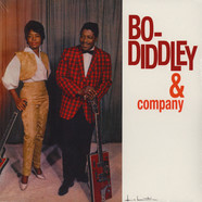 Bo Diddley - Bo Diddley & Company