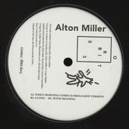 Alton Miller - Orbit 03