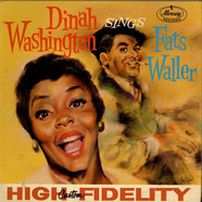 Dinah Washington - Dinah Washington Sings Fats Waller