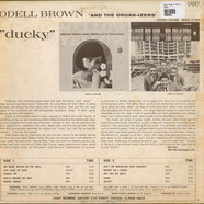 Odell Brown & The Organ-izers - Ducky